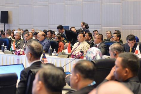 Menhan RI Apresiasi Perkembangan Positif Terkait Laut China Selatan
