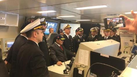 Menteri Pertahanan (Menhan) Prabowo Subianto tengah melakukan kunjungan kerja di Turki
