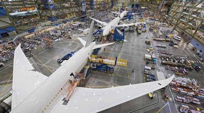 Boeing Berminat Buka Bengkel Perawatan Pesawat di Indonesia