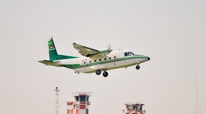 PTDI Kembali Kirim Satu Unit NC212i ke Thailand