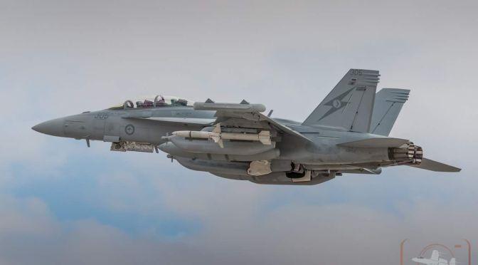 Jet Tempur EA-18G Australia Terbakar, AS Tolak Bayar Kompensasi