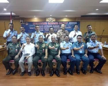 Seminar Litbang Pengembangan Radar Pasif