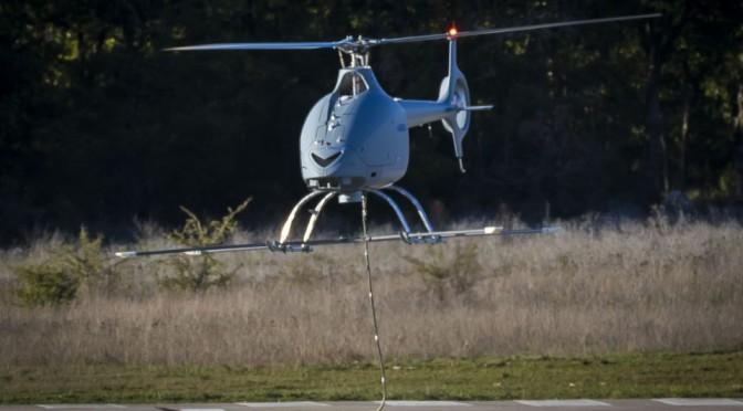 VSR700 Memulai Penerbangan Perdana