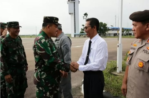 Wakil Wali Kota Batam Amsakar Achmad