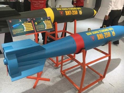 BNT-250 dan BNL-250 (KKIP)
