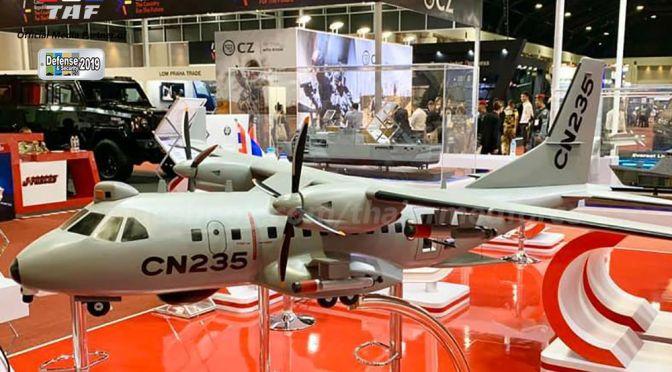 Indonesian Aerospace (IAe) Siap Tawarkan CN235 MPA Untuk Angkatan Laut Thailand