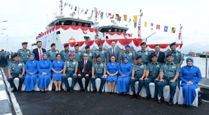Dua Unit KAL 28 M Kembali Perkuat TNI AL