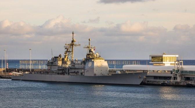 Pentagon Usulkan Pemotongan Anngaran Pembangunan Destroyer dan Pensiunkan 13 Cruiser
