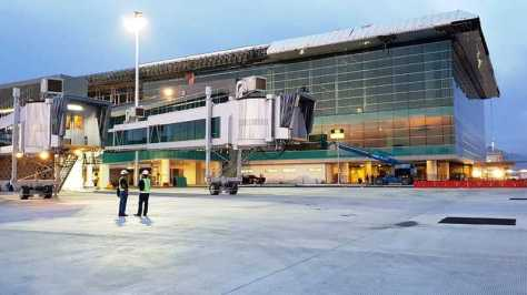 Yogyakarta International Airport (YIA) atau Bandara Kulonprogo di Kulonprogo, Yogyakarta. (Istimewa)
