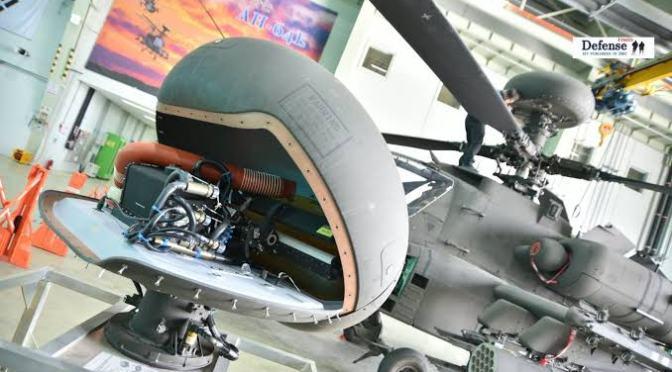 Fire Control Radar System Untuk Helikopter Serang Apache Indonesia