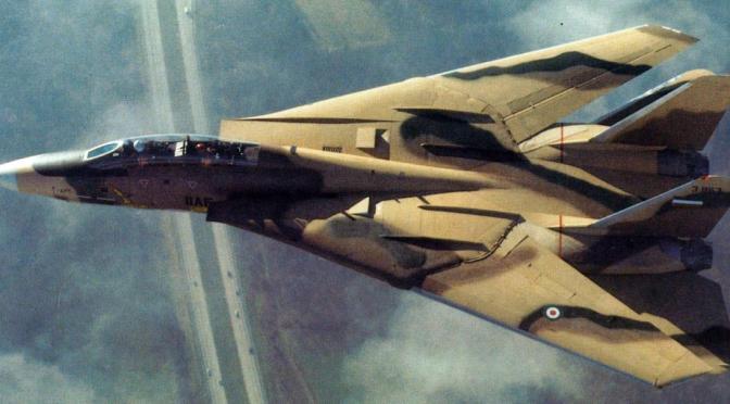 Jenderal Qassem Soleimani Tewas, Iran Kerahkan Sejumlah Jet Tempur F-14