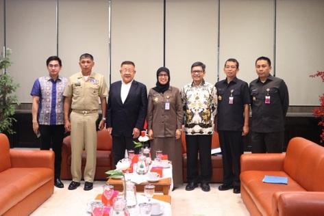 Indonesia - Philipina Koordinasi Update MoU Logistik dan Kerja Sama Industri Pertahanan