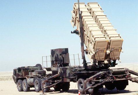 MIM-104 Patriot (DoD) 1