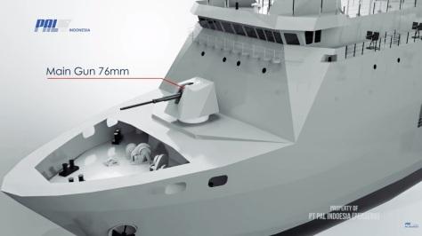PAL offered new design on its SSV 123m (PAL) 1