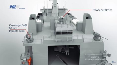 PAL offered new design on its SSV 123m (PAL) 2