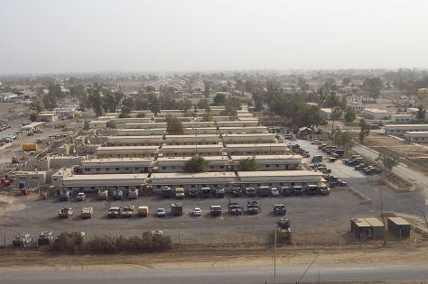 Pangkalan militer Erbil