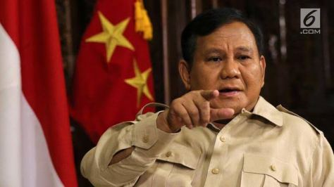 Prabowo Subianto (Liputan6)