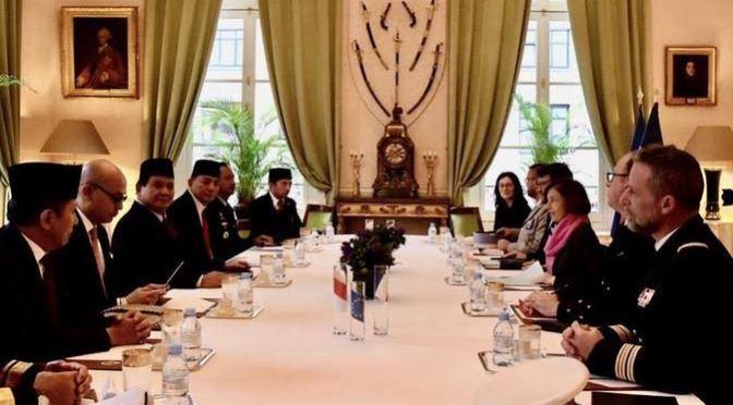Alasan Prabowo Rajin ke Luar Negeri