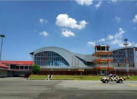 Bandara Fatmawati Soekarno Bengkulu (Berita Trans)