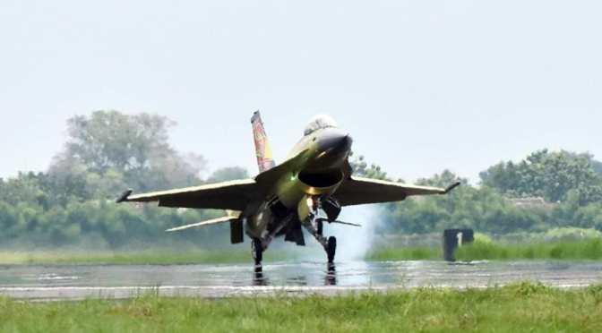 KSAU Dorong Percepatan Upgrade Sembilan Pesawat Tempur F-16 TNI AU