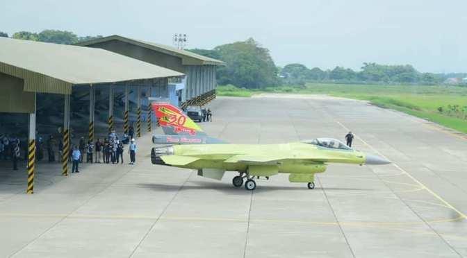 Melalui Program Falcon Star dan eMLU, TNI AU Berhasil Upgrade Pesawat Tempur F-16