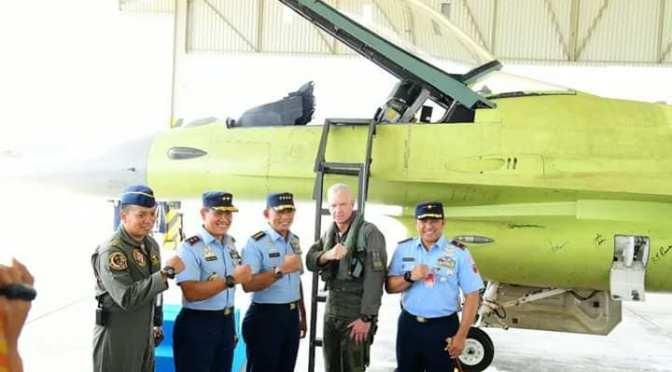 Babak Baru Pesawat Tempur F-16 Indonesia