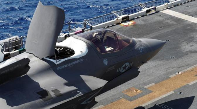 F-35B Berpotensi Jadi Game Changer untuk Singapura
