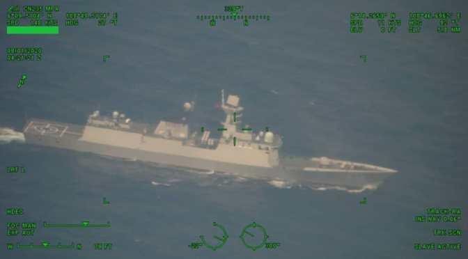 Masih Ditemukan Kapal Coast Guard Cina Melintas di ZEE Indonesia Tanpa Nyalakan Transponder