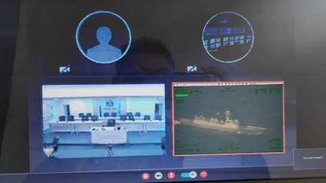 Kapal Coast Guard Cina Melintas di ZEE Indonesia Tanpa Nyalakan Transponder 3
