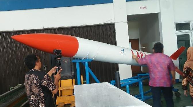 Indonesia-China Jalin Kerja Sama dalam Pengembangan Teknologi Roket