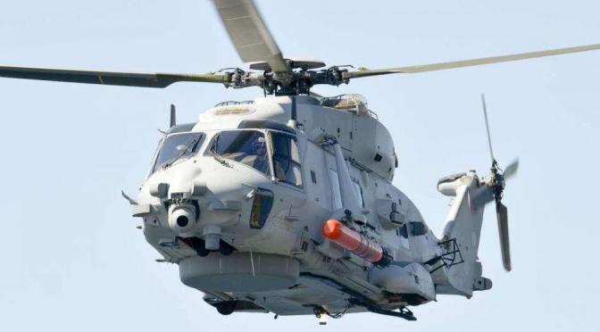 Angkatan Laut Indonesia Mengajukan Permintaan Anggaran USD375 juta untuk Delapan Helikopter Serang