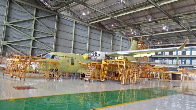 PTDI Akan Ekspor Lima Unit Pesawat ke Senegal dan Kongo pada Tahun Ini