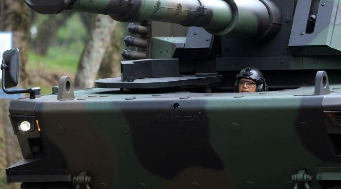 Filipina Akan Lakukan Penandatanganan MoU Terkait Rencana Pembelian Puluhan Medium Tank buatan PT Pindad