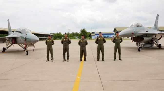 TNI AU Sukses Lahirkan Lima Penerbang Tempur Baru