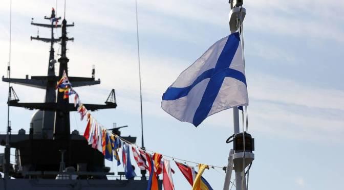 Rusia dan Indonesia Setujui Timeline Latihan Angkatan Laut Gabungan Pertama