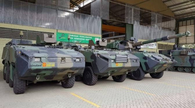 Prospek Penjualan Pandur II ke Indonesia
