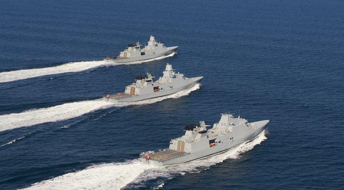 PT PAL Diberi Tugas Garap Dua Fregat Bekerja Sama dengan Denmark