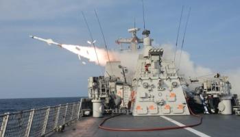 Bersiap Lawan China, AS Buat Kapal Perang Mematikan