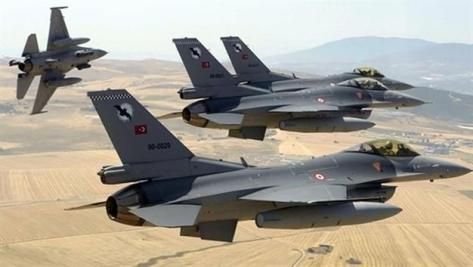 F-16 Turki (Hürriyet Daily News)