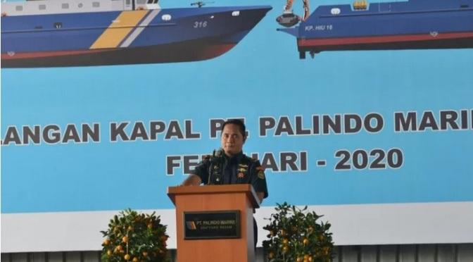 Kapal Pengawas Baru KKP Mulai Dibangun