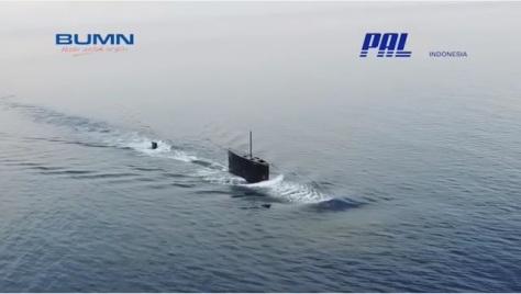Kapal Selam Alugoro Laksanakan Pengujian Quick Diving Depth (QDD)