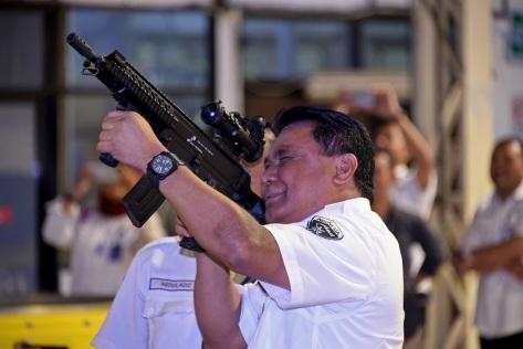 PT Pindad (Persero) meresmikan Lini Baru Fasilitas Produksi Sistem Senjata 2