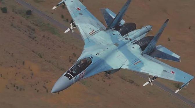 Rusia Bantah Klaim bahwa Indonesia Telah Batalkan Rencana Pengadaan Su-35