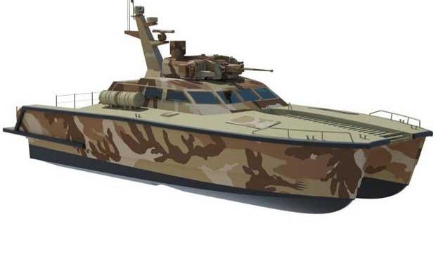 PT Pindad Tandatangani Kontrak Proyek Pengembangan Tank Boat