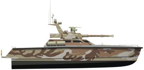 Tank Boat X-18 Lundin-Pindad (lundin) 1 copy