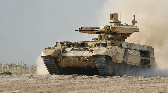Tiga Senjata Rusia yang Diuji Selama Perang di Suriah