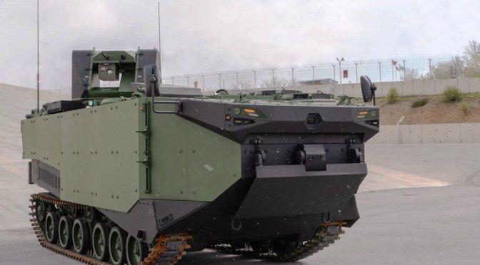 Indonesia dan Turki Akan Kembangkan Medium Tank Jenis Baru